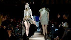 Toronto Fashion Week Photos: Evan Biddell's Kingdom collection