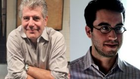 Beet versus meat: five things we learned about eating habits from Jonathan Safran Foer and Anthony Bourdain