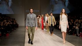 Holt Renfrew showcase gives fashion week a major boost