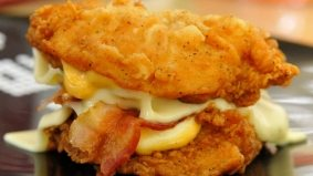 Mark those calendars: KFC's Double Down coming to Canada in 11 days