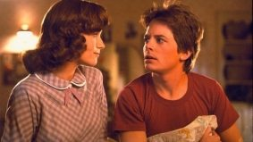 Michael J. Fox gets nostalgic about Back to the Future