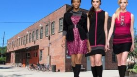 The Brick Works debuts as a fashion show venue