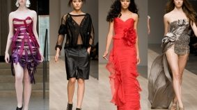Toronto fashion week poll: vote on your favourite look