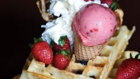 Introducing: Goed Eten, where we find the city's best waffles