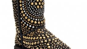 Brace yourself: the $800 Ugg boot, courtesy of Jimmy Choo