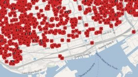 Lest we forget: interactive map shows where Toronto's fallen soldiers once lived