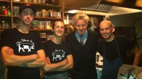 Spotted! Gordon Ramsay dining (and tipping decently) at the Black Hoof