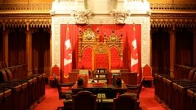 Unelected senate not looking so bad to Tories, now that it's killing pro-environment bills
