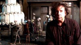 Tim Burton talks about his retrospective at the TIFF Bell Lightbox