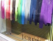 J. Crew to open in Yorkdale?