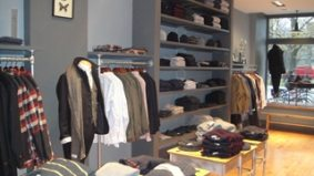 Introducing: Oliver Spencer, Queen West's new menswear boutique