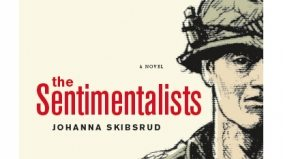 The Sentimentalists hits shelves at the Eaton Centre today