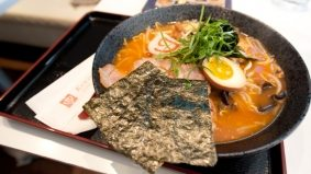Introducing: Kenzo Ramen, the newest contender in the Annex Japanese restaurant wars