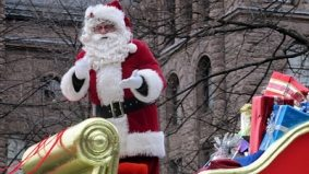 """Man Sues Toronto Santa Claus Parade"" and other Grinchy headlines from this season of peace and joy"