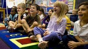 All-day kindergarten is incredibly popular, as long as we can find the cash for it