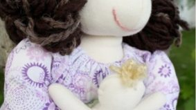 Canadian company making dolls that give birth