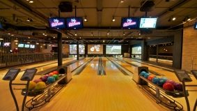 Introducing: The Ballroom, the downtown bowling alley with UFC and gourmet chicken wings