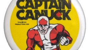 Captain Canuck goes Hollywood: possible movie in the works, with Justin Bieber as the red-caped crime fighter