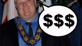 Rob Ford introduces his first budget. Here are the highlights and lowlights