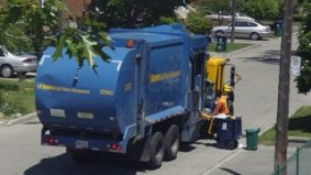 London mayor doesn't like Toronto's garbage (but then again, who does?)