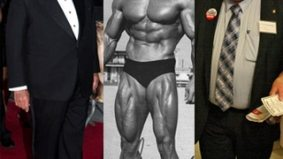 Schwarzenegger's Toronto event leads to comparisons with Henry Kissinger and Rob Ford