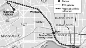 Diesel vs. electric trains: study vindicates Clean Train Coalition on debate over rail line to Pearson (but the province is buying diesel cars anyway)