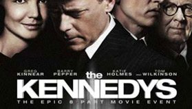 Scandal alert: Katie Holmes' Kennedy movie canned