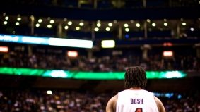 The prodigal son returns: three reasons Chris Bosh will get booed at the ACC tonight