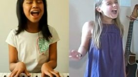 Roll over, Bieber: two new Canadian tweens with big voices take YouTube by storm
