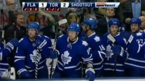 Leafs win just one game, but it's enough to stoke Torontonians' post-season desires