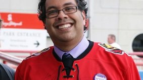 In T.O. speech, Calgary mayor joins chorus of cities asking for sales tax cash: first Miller, then Stintz and now Nenshi