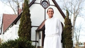 Weddings Week 2011: Reverend Michael Marshall's behind the scenes look at holy matrimony