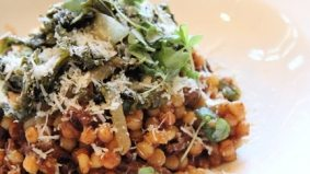 Weekly Lunch Pick: Gallery Grill's hearty, hand-rolled fregola