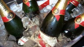 Bubbly breakdown: LVMH warns of a looming shortage in champagne supply