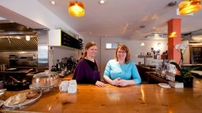 Introducing: Fanny Chadwick's, a friendly new diner in a familiar Annex spot