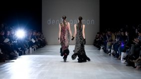 Rave culture on the runway at Denis Gagnon's LG Fashion Week show