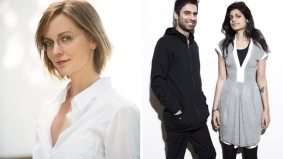 Designers versus bloggers: this edition's showdown pits Danielle Meder against Juma