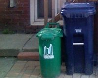 Dear Urban Diplomat: is it OK to dump dog waste in neighbours' green bins?