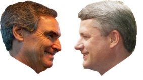 A one-on-one throwdown between Harper and Ignatieff could be the most Toronto-centric idea ever
