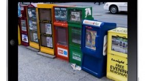What are the chances that Toronto's newspapers will go all digital?