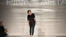 Pink Tartan packs the house with party-goers at LG Fashion Week
