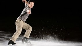 Toronto's Patrick Chan skating for more than a medal