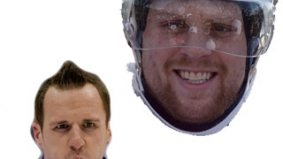 Some decent hockey from Kessel and Phaneuf put Leafs within striking distance of post-season