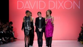 We escaped to Jakarta at David Dixon's fall/winter LG Fashion Week show