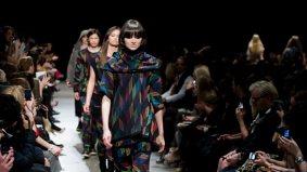 Juma closes the first evening at LG Fashion Week