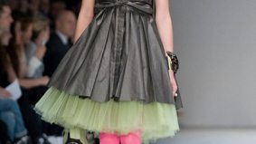 PHOTO GALLERY: see Denis Gagnon's fall/winter 2011 collection