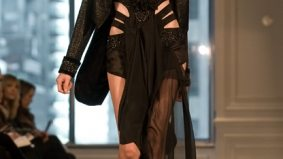 PHOTO GALLERY: see Mikhael Kale's fall/winter 2011 collection