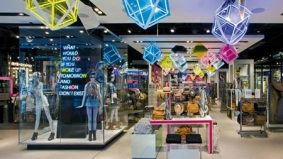 Topshop's coming to Queen Street: in something of a coup, The Bay nabs the fast-fashion retailer