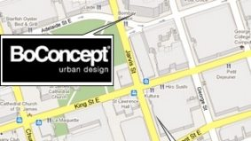 Domison and BoConcept to join King East's furniture store row