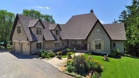 House of the Week: $3.5 million for a country manor on 37 acres